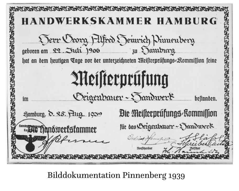 Dokumentation-Pinnenberg-Meisterbrief